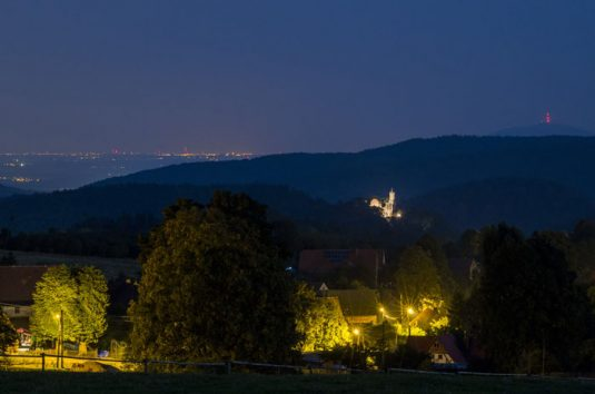 Nocne Zwiedzanie Zamku Grodno