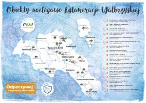 Obiekty noclegowe Aglomeracji Wałbrzyskiej – Polecane miejsca na nocleg w Wałbrzychu i okolicy