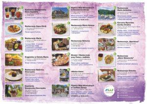 Smaki Aglomeracji Wałbrzyskiej – Zobacz gdzie można zjeść coś dobrego w Wałbrzychu i okolicy!